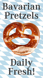 Bavarian Pretzels - Daily Fresh
